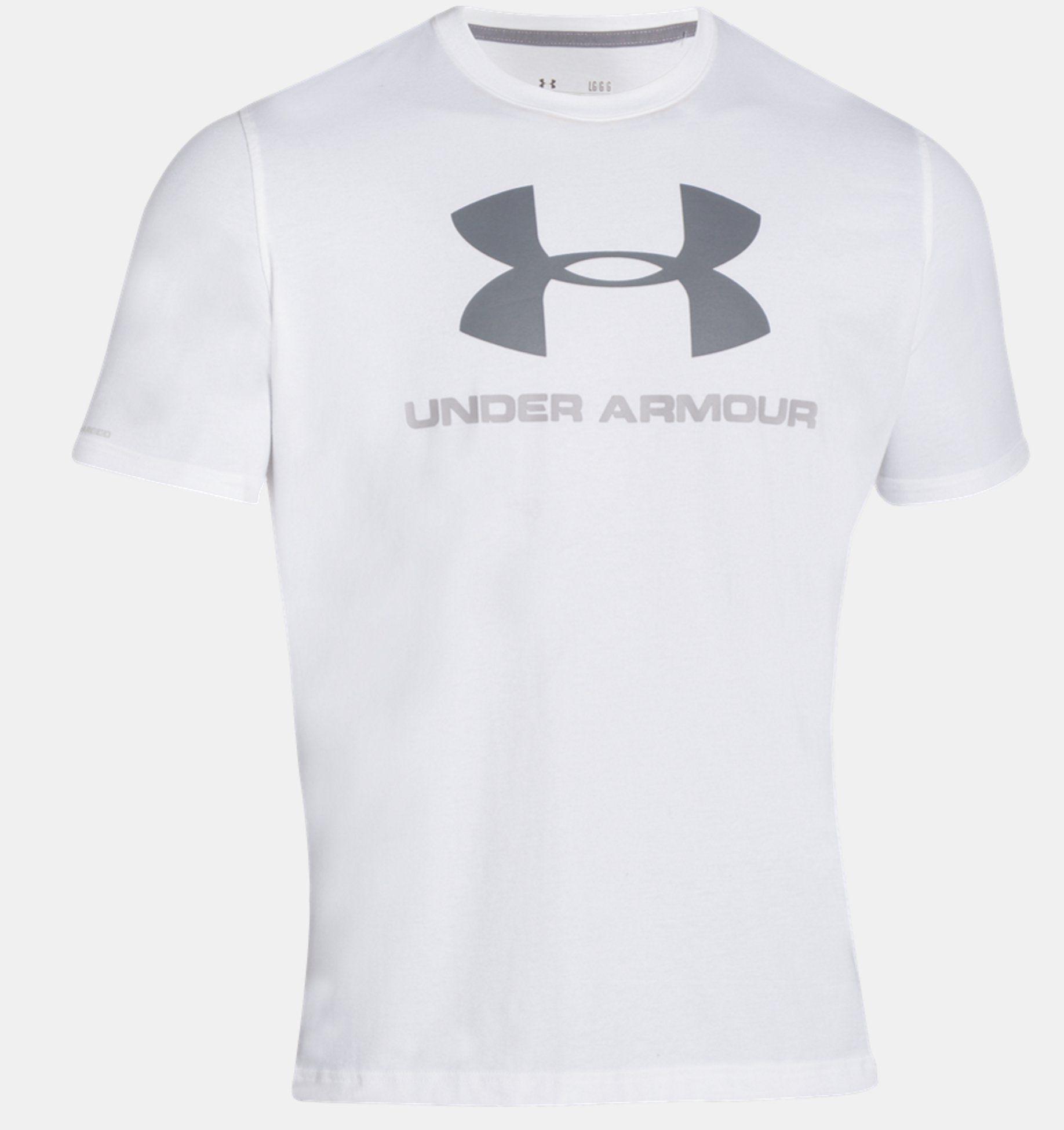 23f4da822 Camiseta Under Armour Sportstyle Masculina - BRACIA SHOP  Loja de ...
