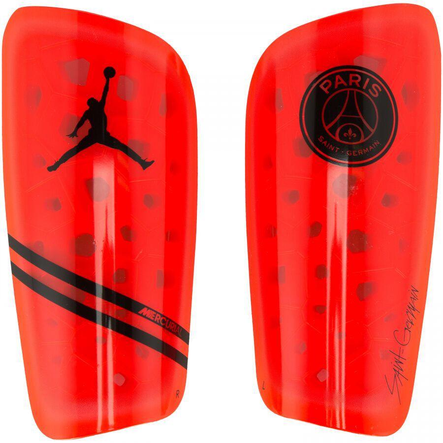 Caneleira de Futebol Jordan X PSG Nike Mercurial Lite