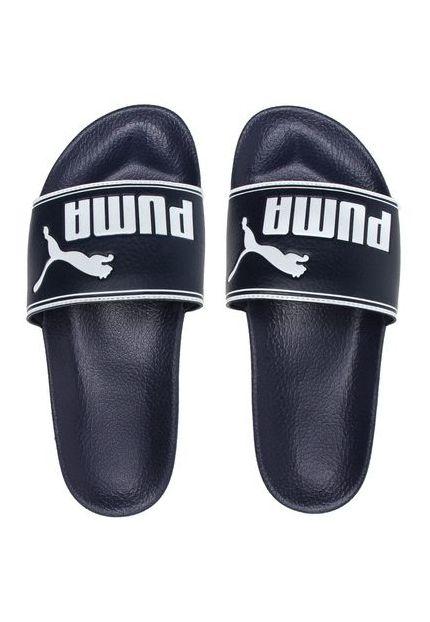 Chinelo Slide Puma Leadcat