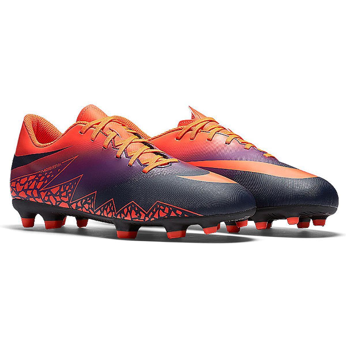 Chuteira Campo Nike Hypervenom Phade Ii Fg