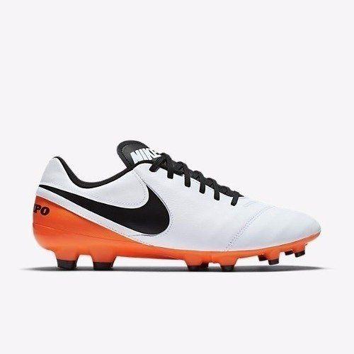 3fcb168c64 Chuteira Campo Nike Tiempo Genio 2 Leather FG Masculina - BRACIA ...