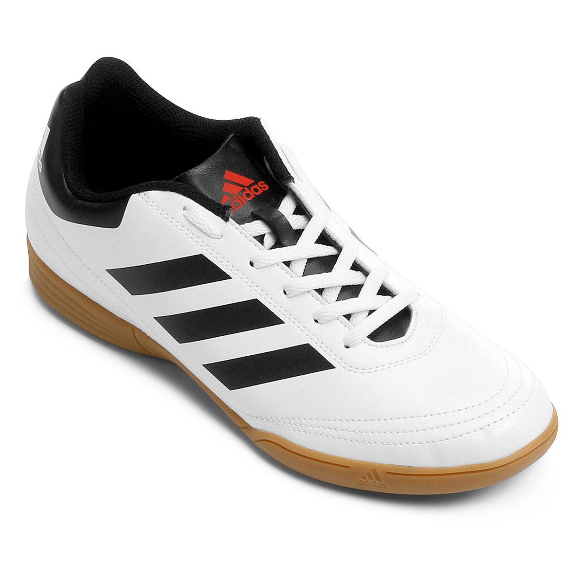 dc39ff791d9a6 Chuteira Futsal Adidas Goletto Vi In Infantil - Branco