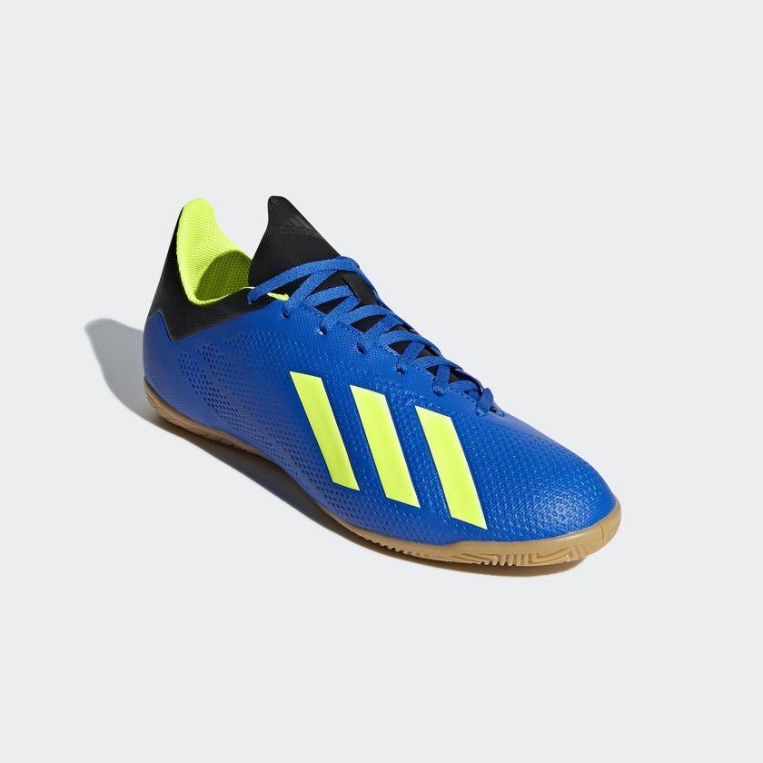 Chuteira Futsal Adidas x Tango 18 4 In - BRACIA SHOP  Loja de Roupas ... 95ed31e3a3ab7