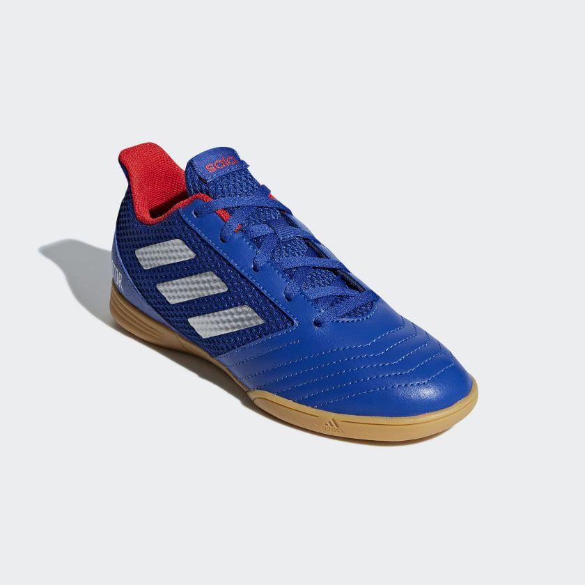 Chuteira Futsal Infantil Adidas Predator 19 4 In Jr