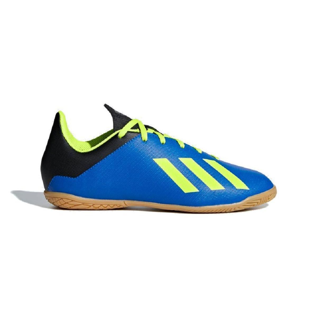 Chuteira Futsal Infantil Adidas X Tango 18.4 In
