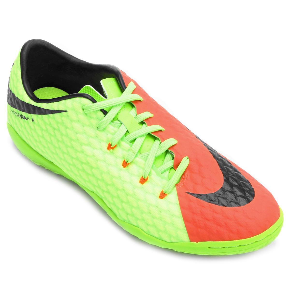 Chuteira Futsal Nike Hypervenomx Phelon Iii Ic