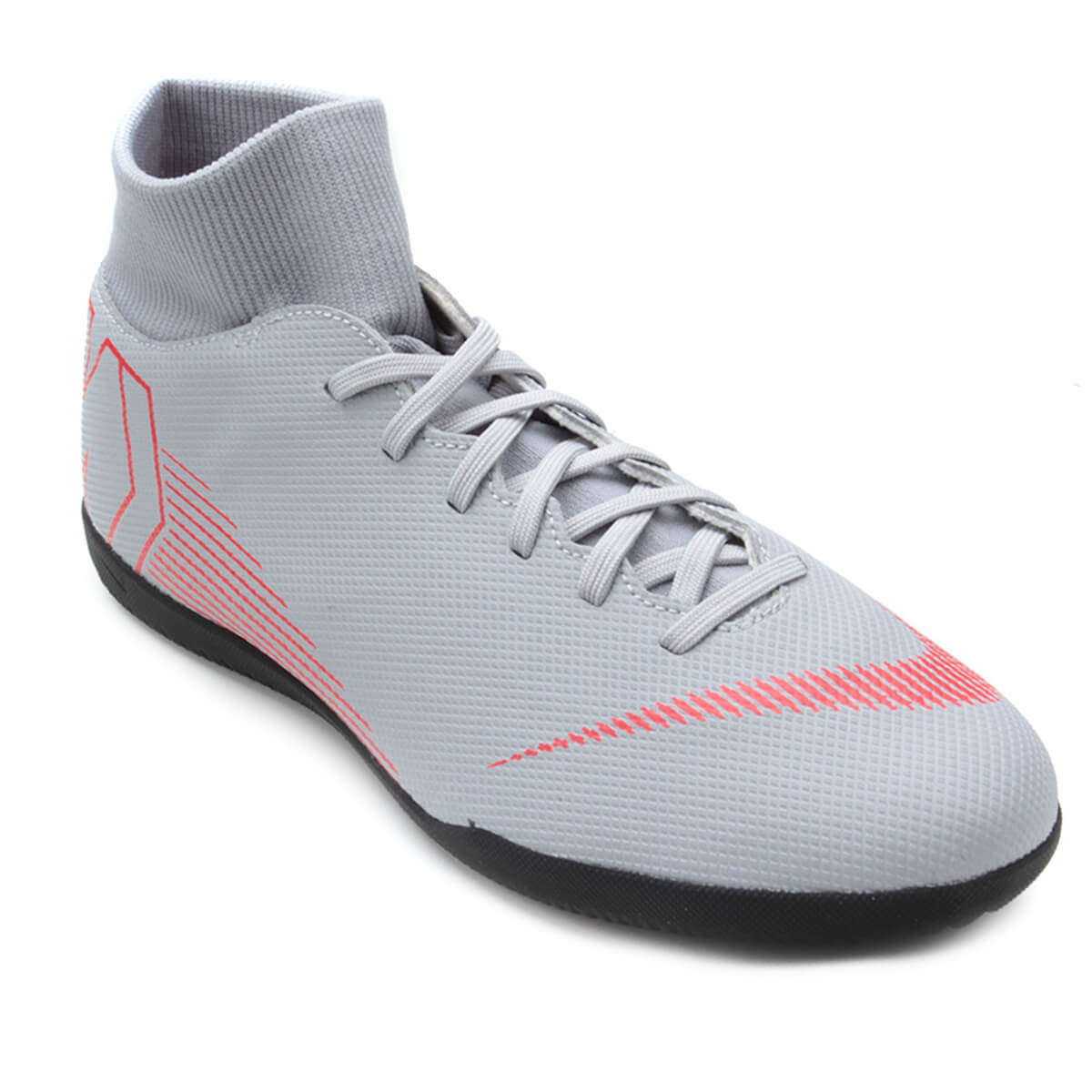 Chuteira Futsal Nike Mercurial Superflyx 6 Club Ic - BRACIA SHOP ... 3f84f3439dd55