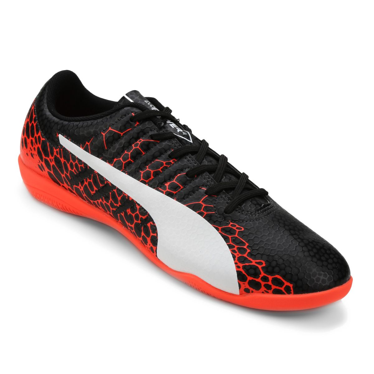 50e312b92 Chuteira Futsal Puma Evopower Vigor 4 Graphic IT Masculina - BRACIA ...