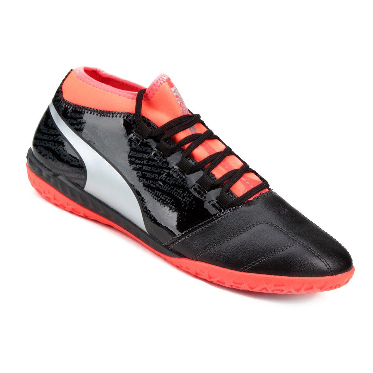 Chuteira Futsal Puma One 18.3 It Bdp