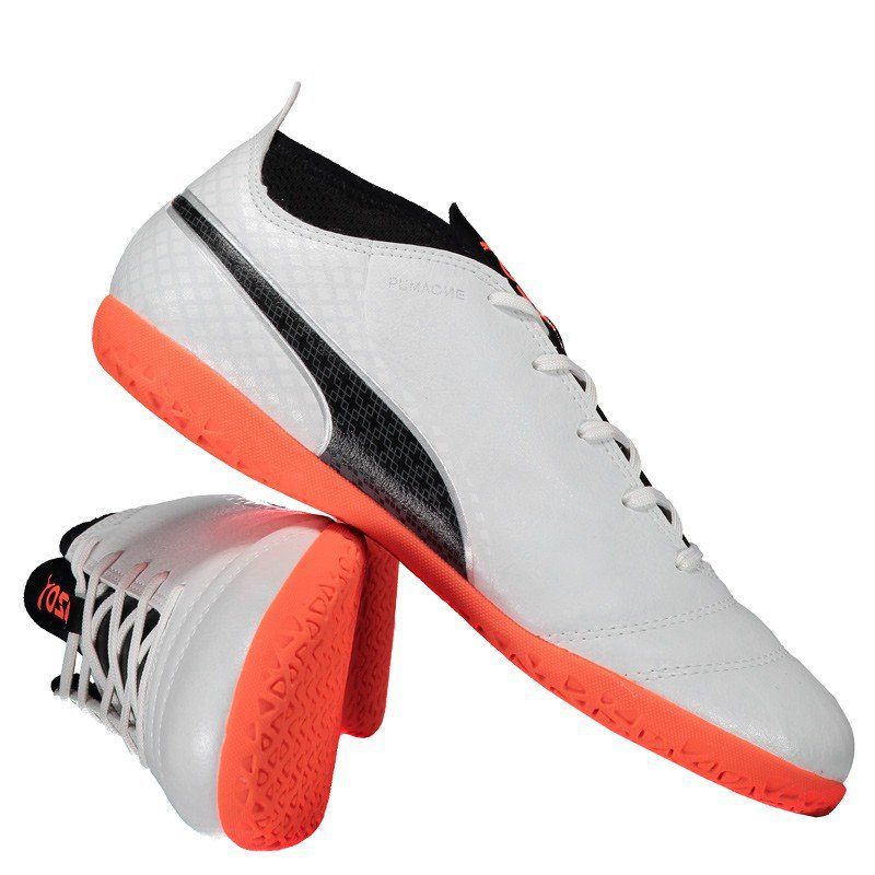 b8bb2484cb Chuteira Puma One 17.4 It Jr Bdp Futsal - BRACIA SHOP  Loja de ...