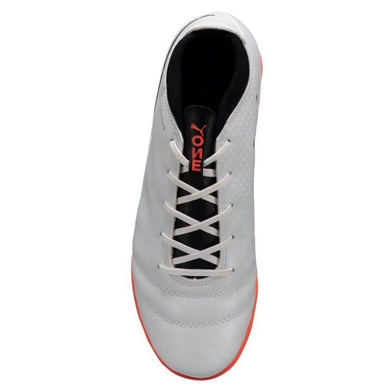 015816e0f9 Chuteira Puma One 17.4 It Jr Bdp Futsal - BRACIA SHOP  Loja de ...
