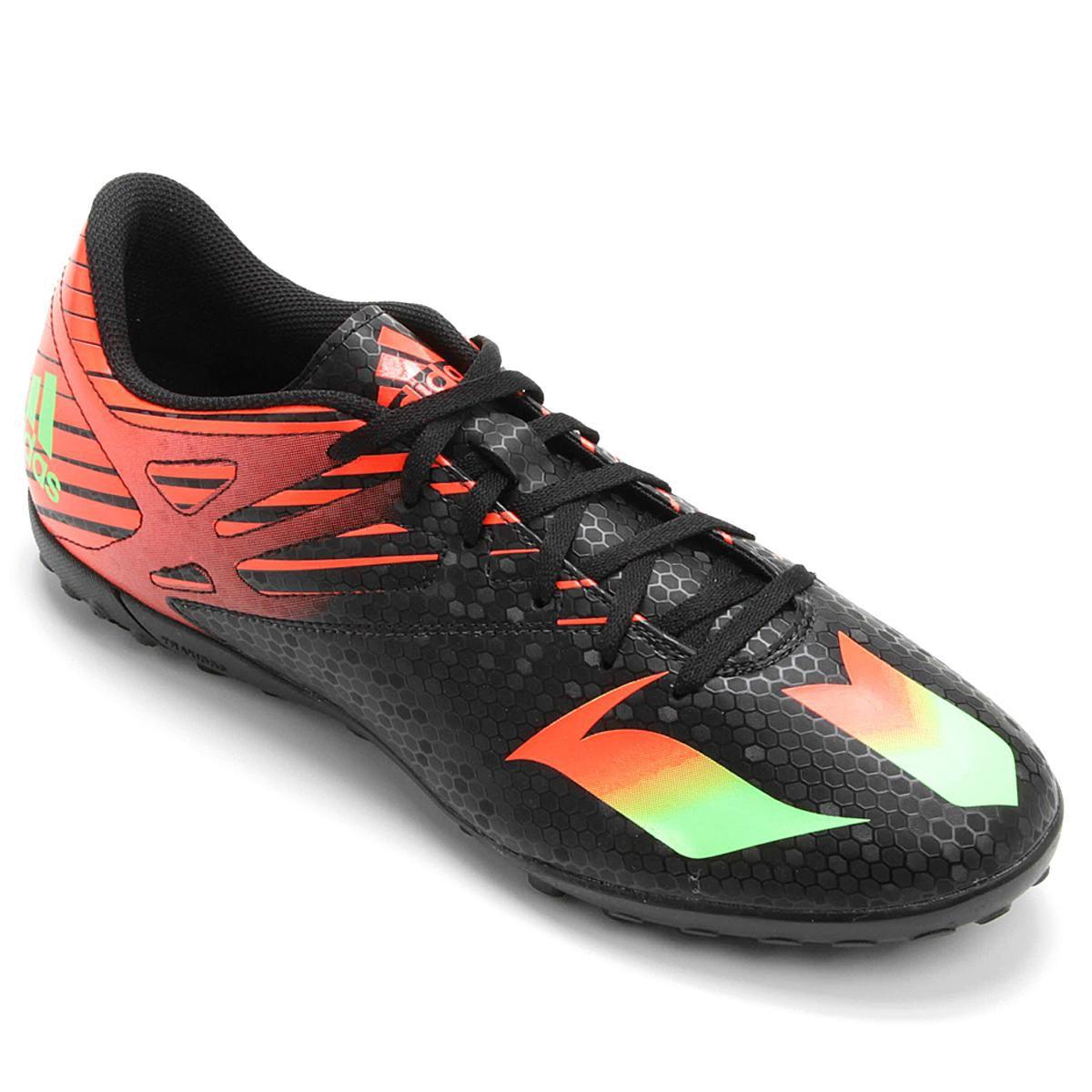 Chuteira Society Adidas Messi 15.4 t
