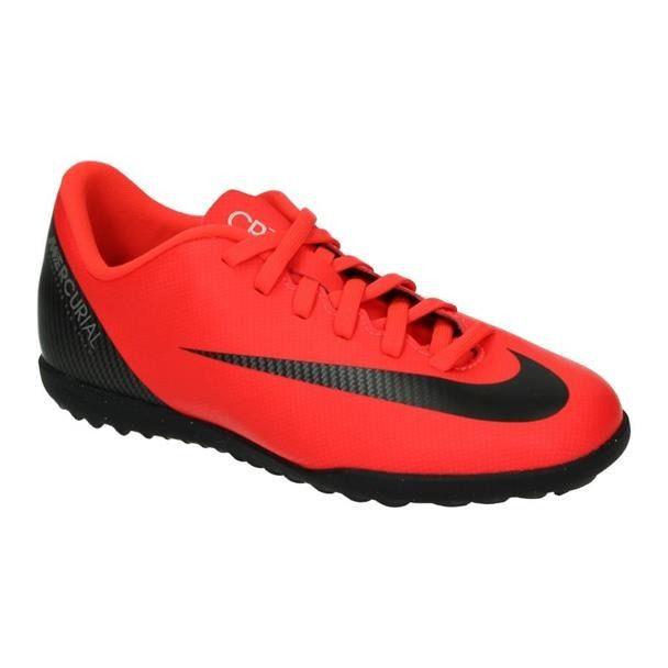 Chuteira Society Infantil Nike Mercurial Vapor x 12