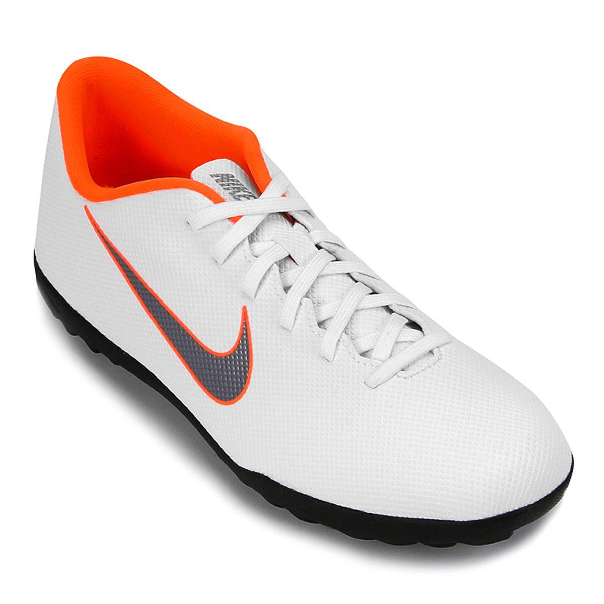 Chuteira Society Nike Mercurial Vaporx 12 Club Tf