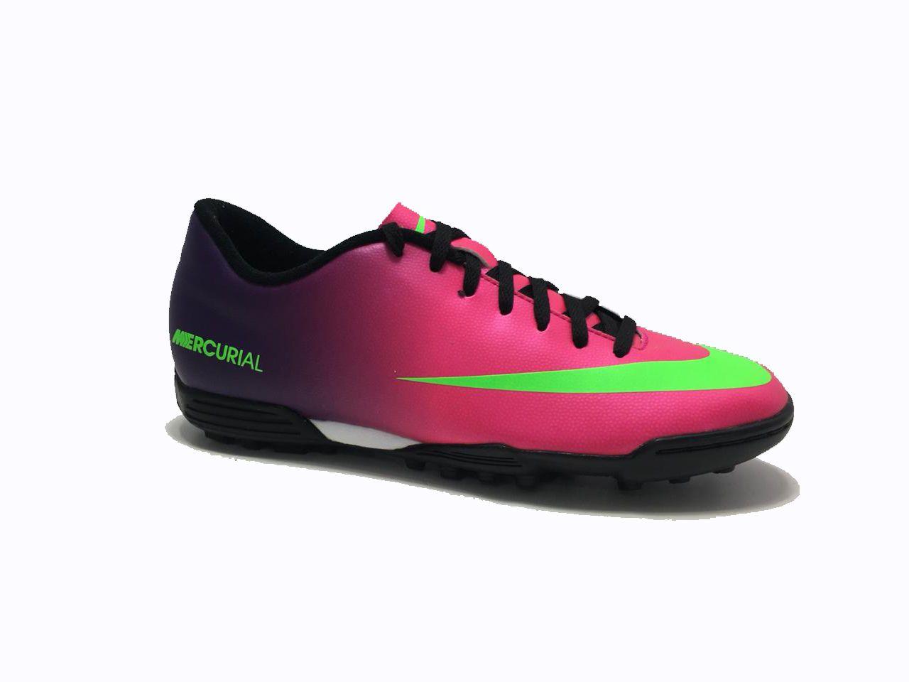 992758a9f7b88 Chuteira Society Nike Mercurial Vortex TF - BRACIA SHOP  Loja de ...