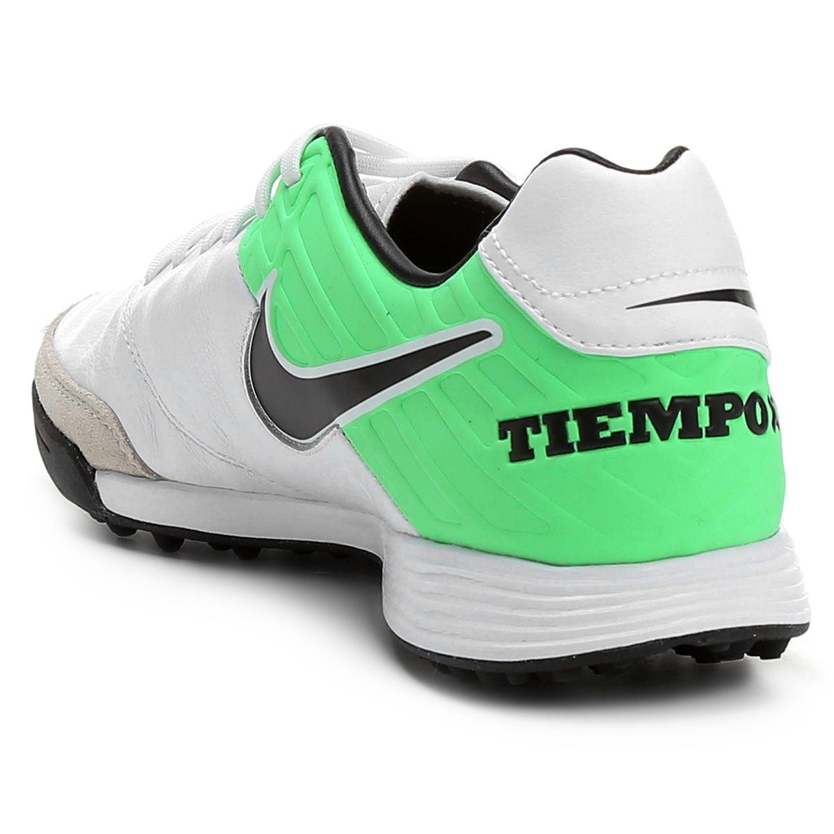 524f811d2f Chuteira Society Nike Tiempo Mystic 5 TF Masculina - BRACIA SHOP ...