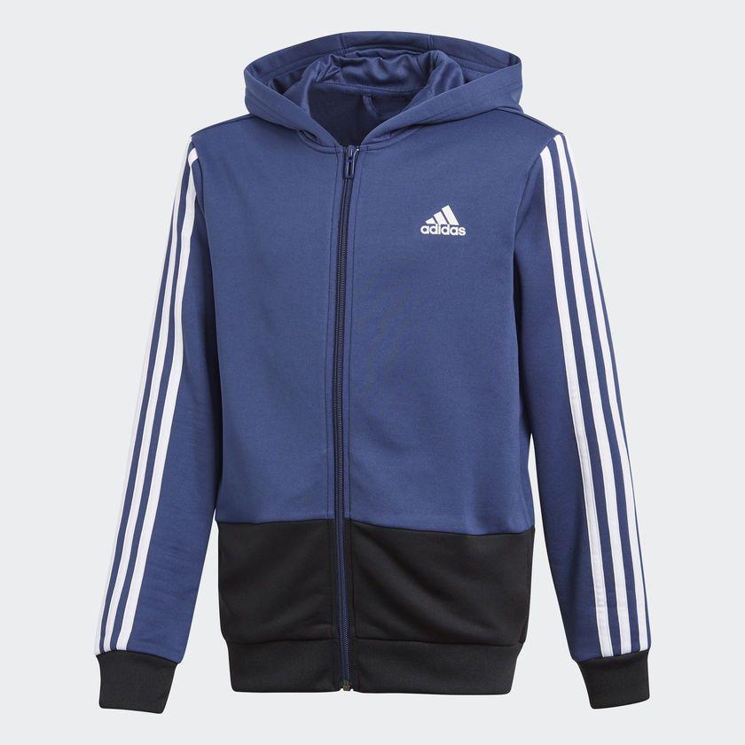 Jaqueta Infantil Menino Adidas Yb Gu Fz