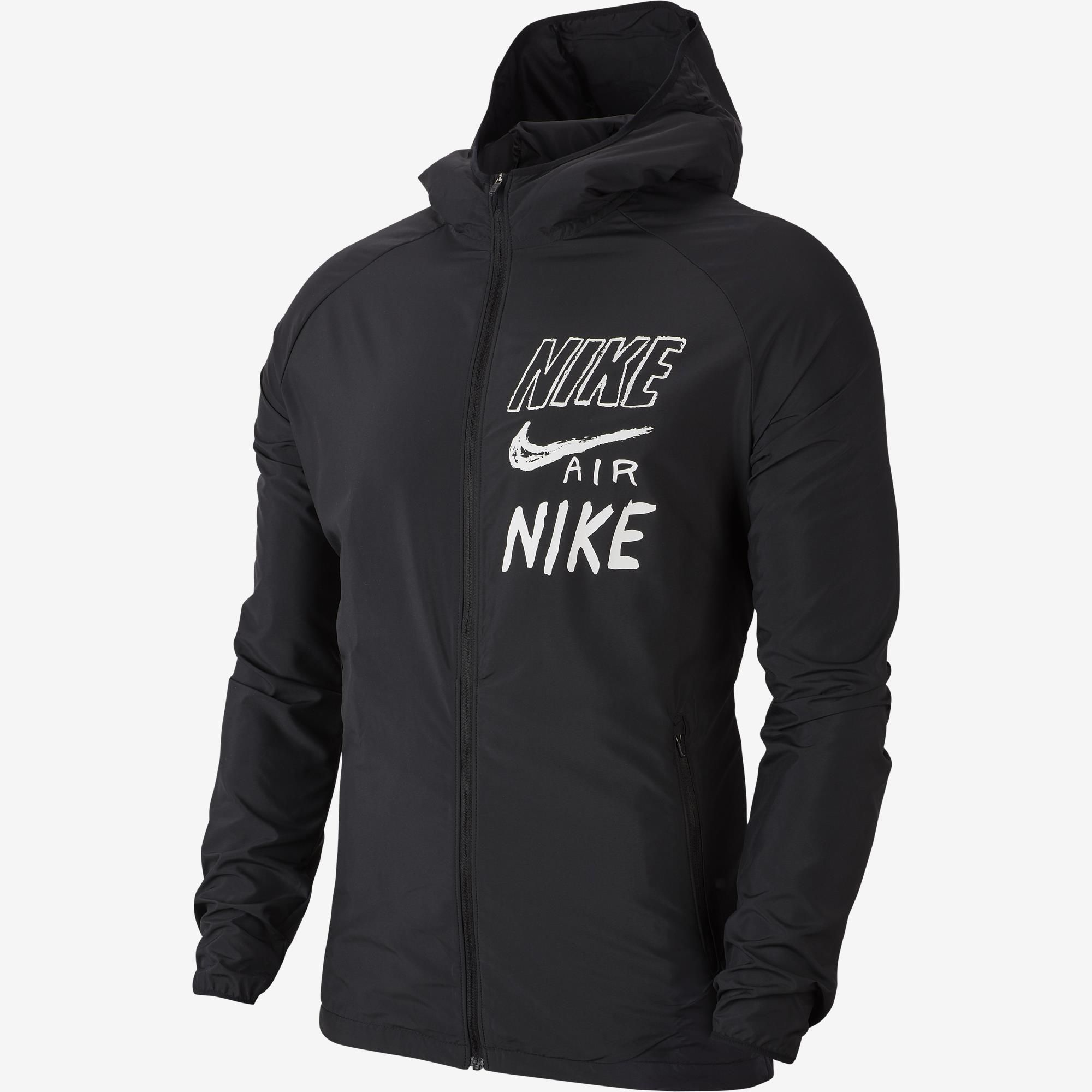 Jaqueta Masculina Nike Corta Vento Essential Hd Hbr
