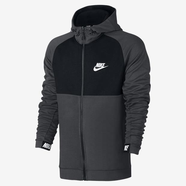3c33ab5db1276 Jaqueta Moletom Nike Av15 Hoodie Masculino - BRACIA SHOP  Loja de ...