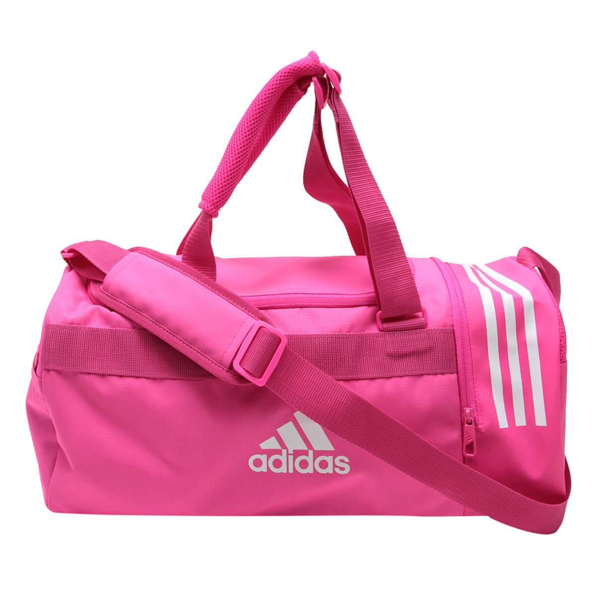 Mala Adidas 3 Stripes Duffel - Feminina