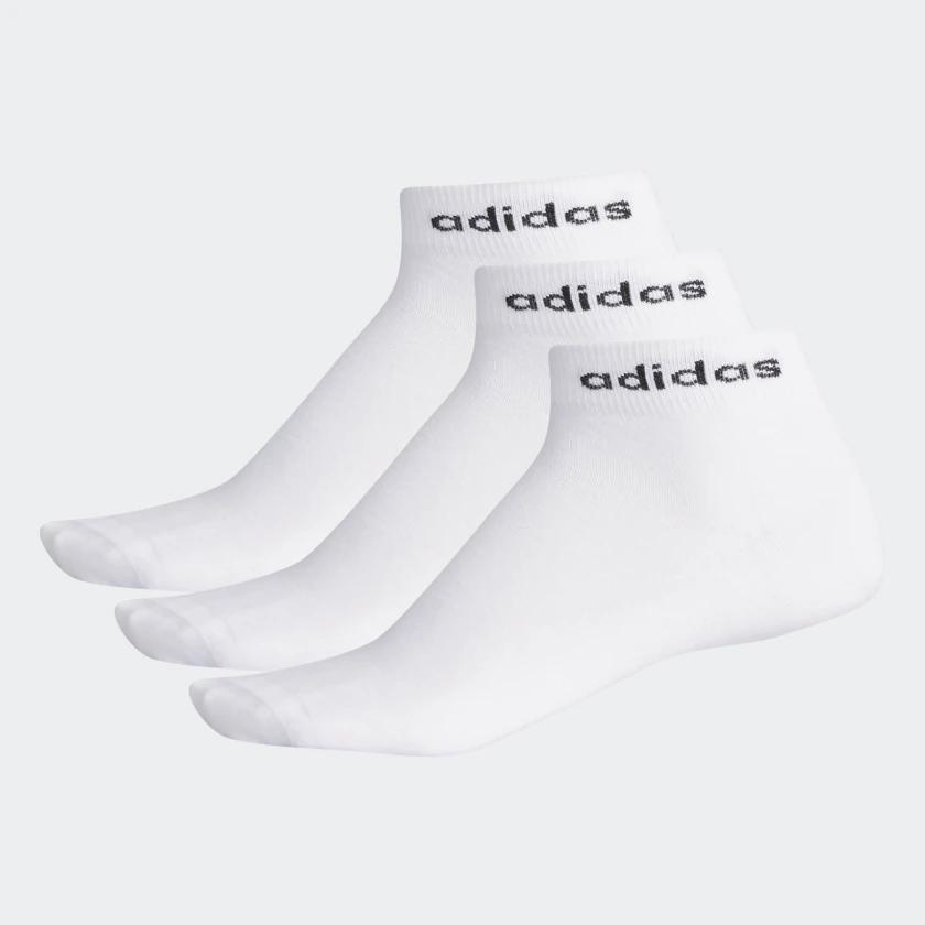 Meia Adidas Cf3386 Bs Branca