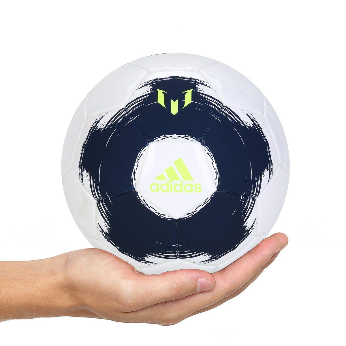 Mini Bola Adidas Messi Capitano