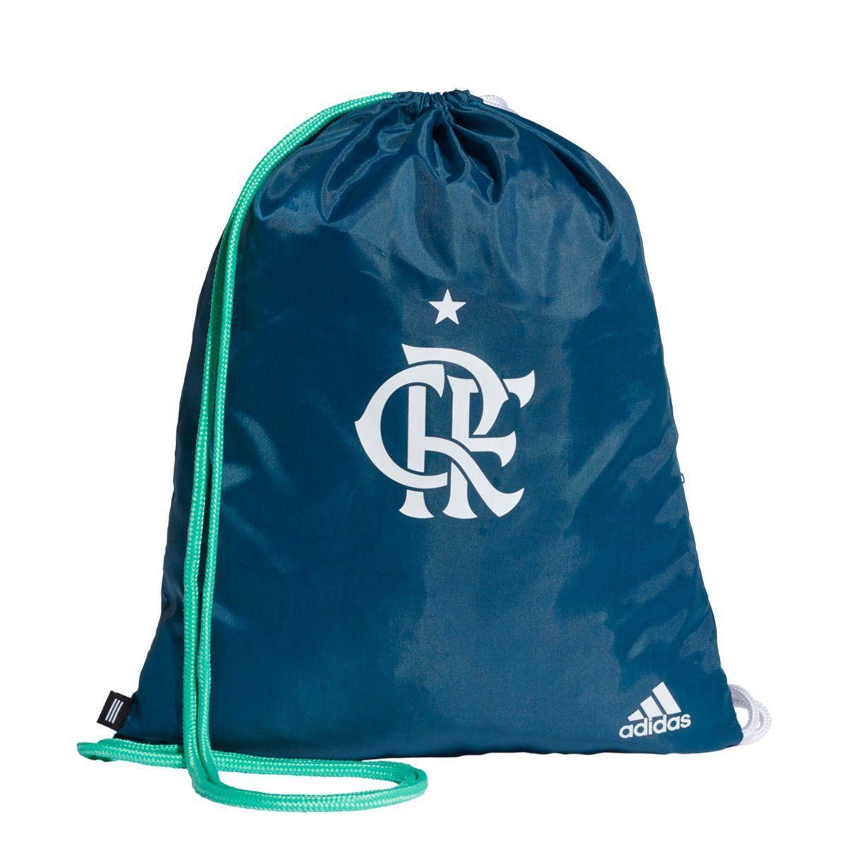 Mochila Sacola Flamengo Adidas Gym Sack