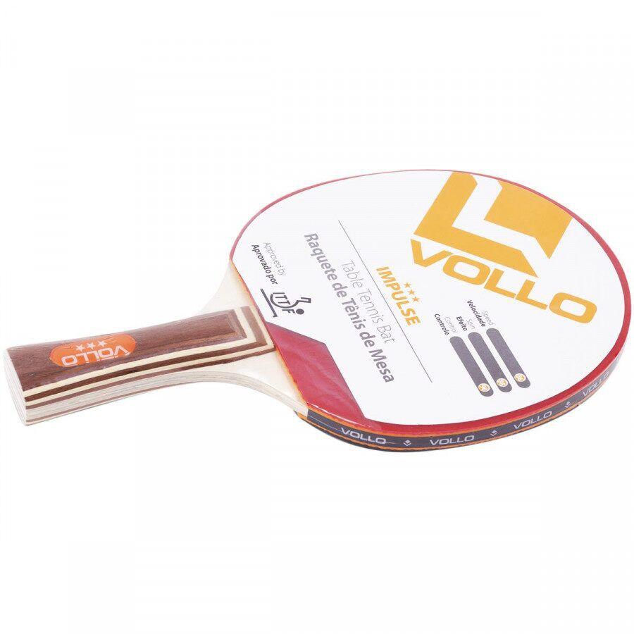 Raquete para Tênis de Mesa Vollo Impulse