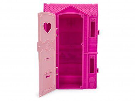 21a26a520dcf ... Sandália Infantil Barbie Dream House Casa De Praia De Brinde ...