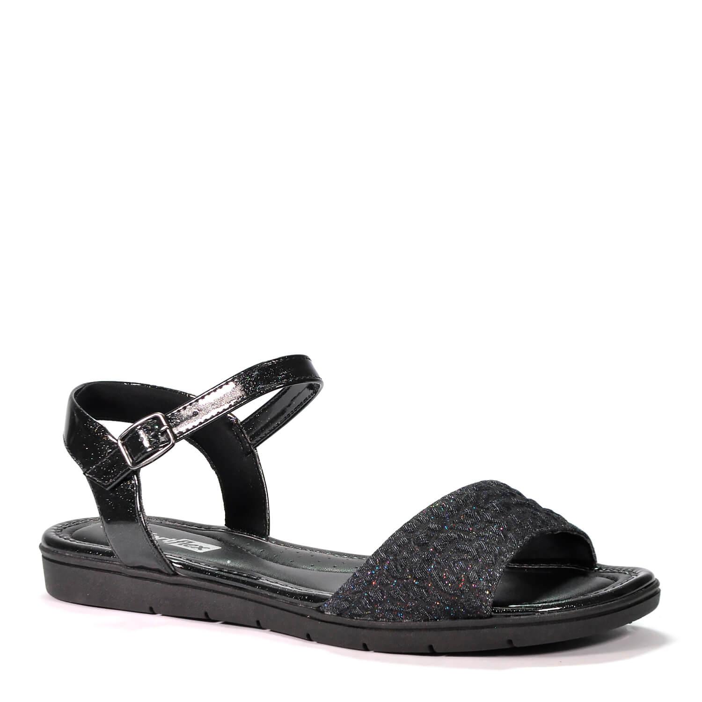 66f56693de Sandália Rasteira Comfort Flex Jeans - BRACIA SHOP  Loja de Roupas ...