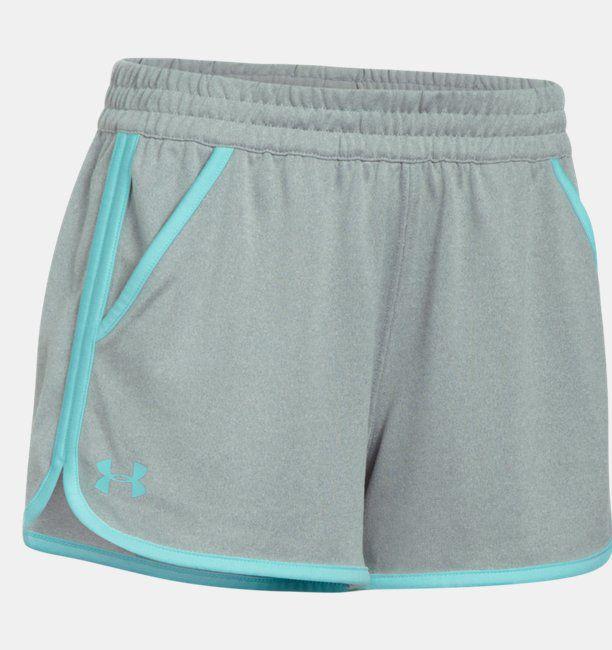 Shorts Under Armour Tech Solid Feminino