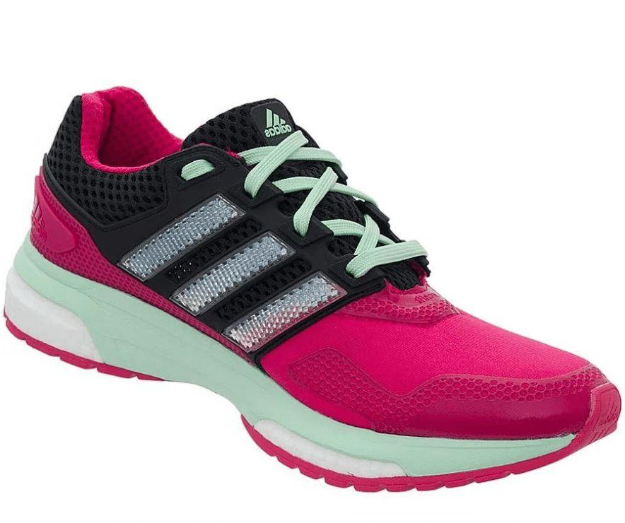 489f387234f Tênis Adidas Boost Tf w Feminino Corrida Torsion System - BRACIA ...