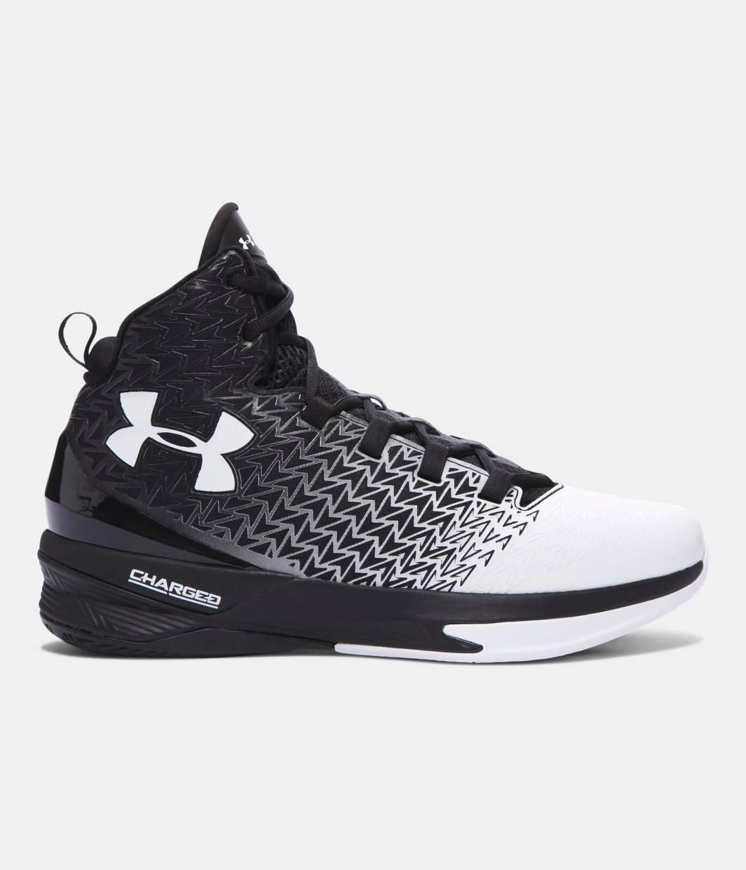 4cf3e377ccd Tênis Basquete Masculino Under Armour Clutch Fit Drive Mid 3 ...