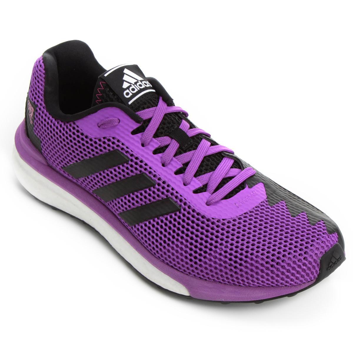 Tênis Feminino Adidas Vengeful w Tecnologia Boost - BRACIA SHOP ... 62790aeb61dd4