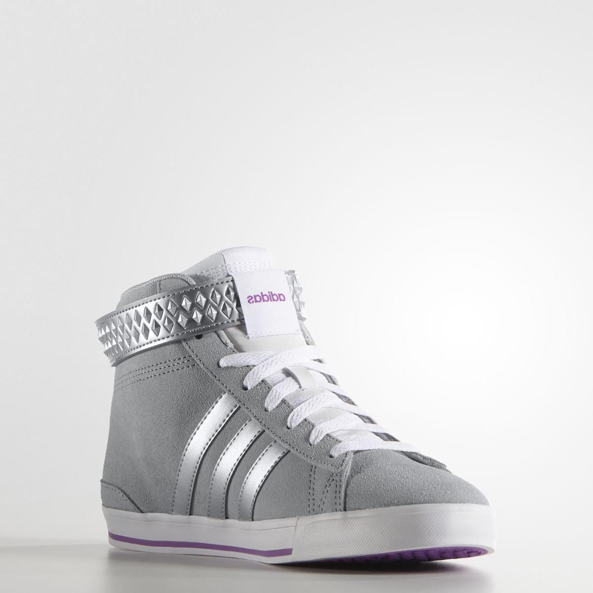 7ef5f9853 Tênis Feminino Cano Alto Adidas Daily Twist Mid - BRACIA SHOP: Loja ...