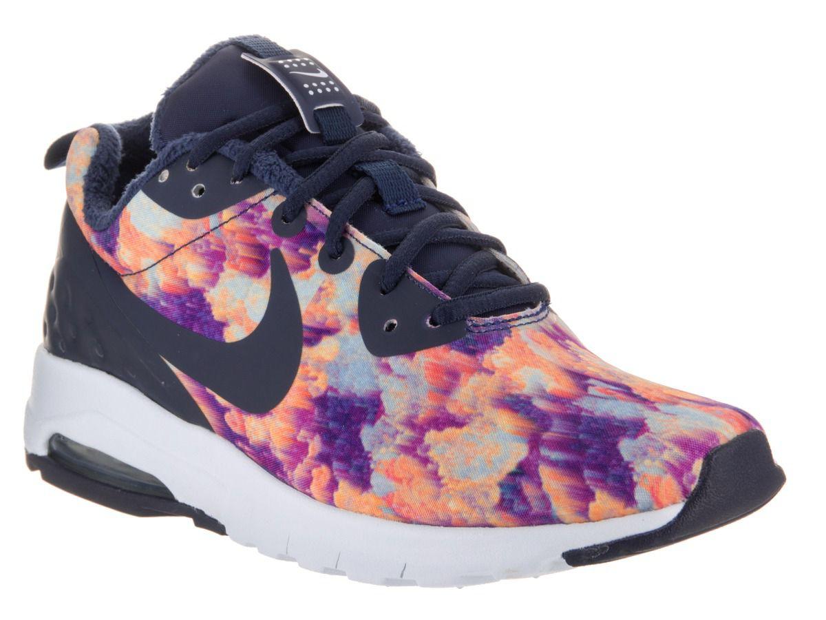 Tênis Feminino Nike Air Max Motion Lw Print Estampado