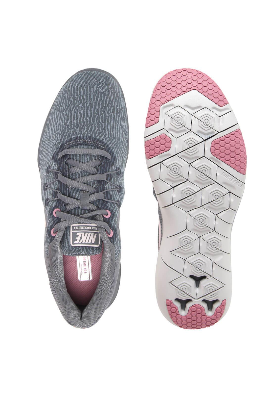 b9b9416c6769b Tênis Feminino Nike Flex Supreme Tr 6 - BRACIA SHOP  Loja de Roupas ...
