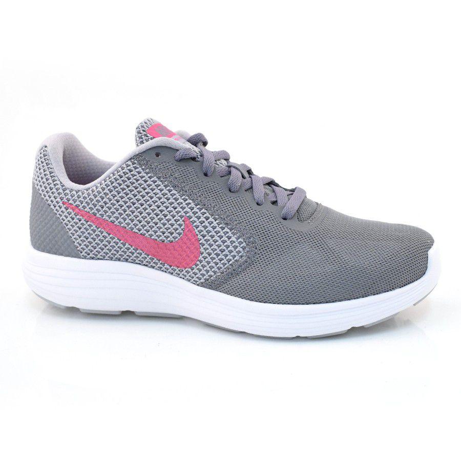 9254b30f0a Tênis Feminino Nike Revolution 3 - BRACIA SHOP  Loja de Roupas ...