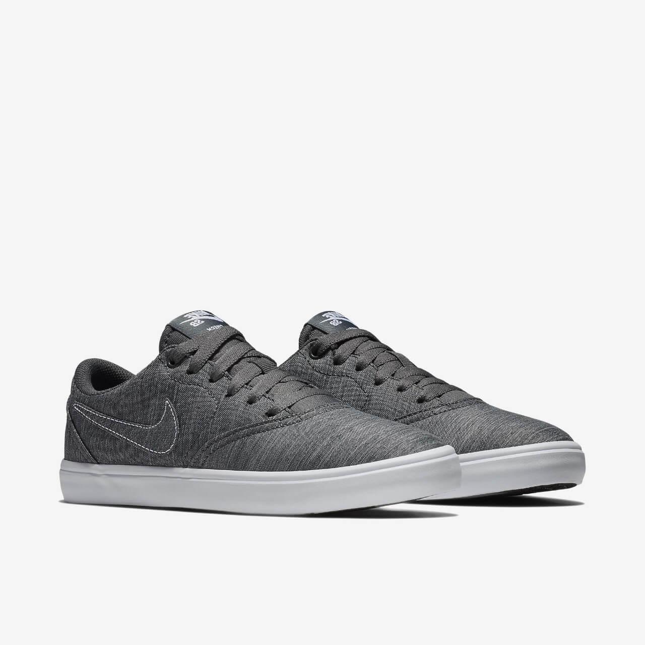 Tênis Nike SB para Skate Check Solarsoft Canvas