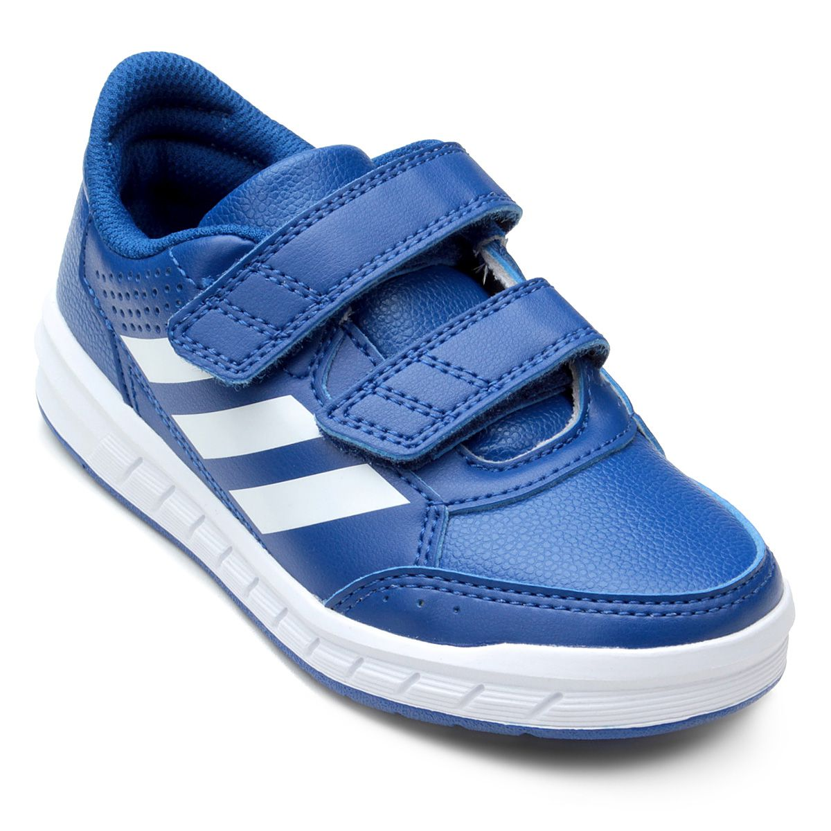 1ee857814 Tênis Adidas Cf Advantage Clean Feminino Rosa Zapatos Adidas