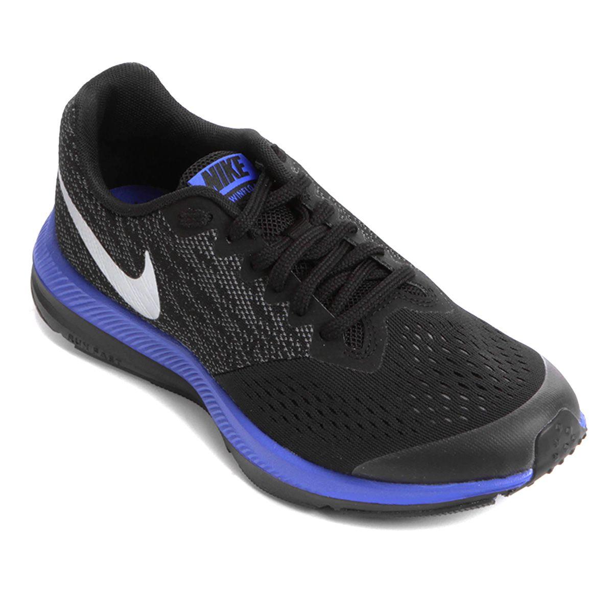 00469c4c42c Tênis Masculino Nike Zoom Winflo 4 - BRACIA SHOP  Loja de Roupas ...