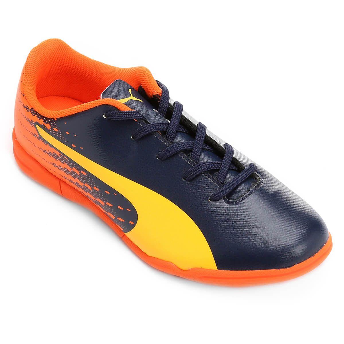 4140ca796b Tênis Masculino Futsal Puma linha Evospeed - BRACIA SHOP  Loja de ...