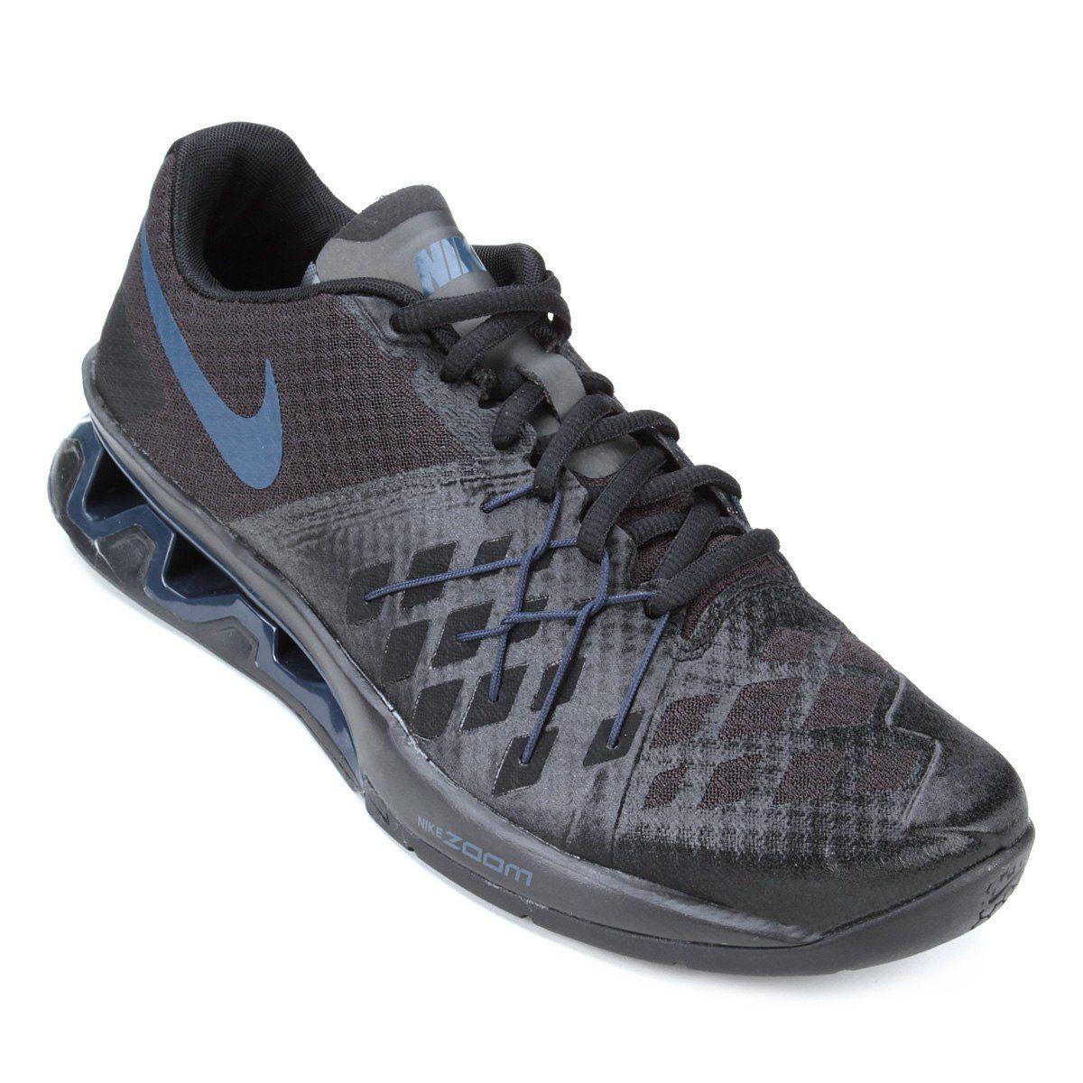 new arrivals 49b07 2b378 FOTOS. Tênis Masculino Nike Reax Lightspeed Ii - BRACIA SHOP ...