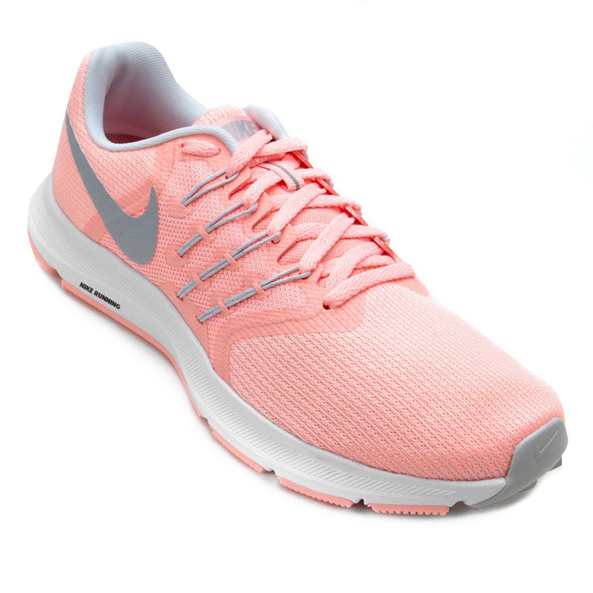 dc48aa1106 Tênis Nike Run Swift Cushlon Flywire Feminino - BRACIA SHOP  Loja de ...