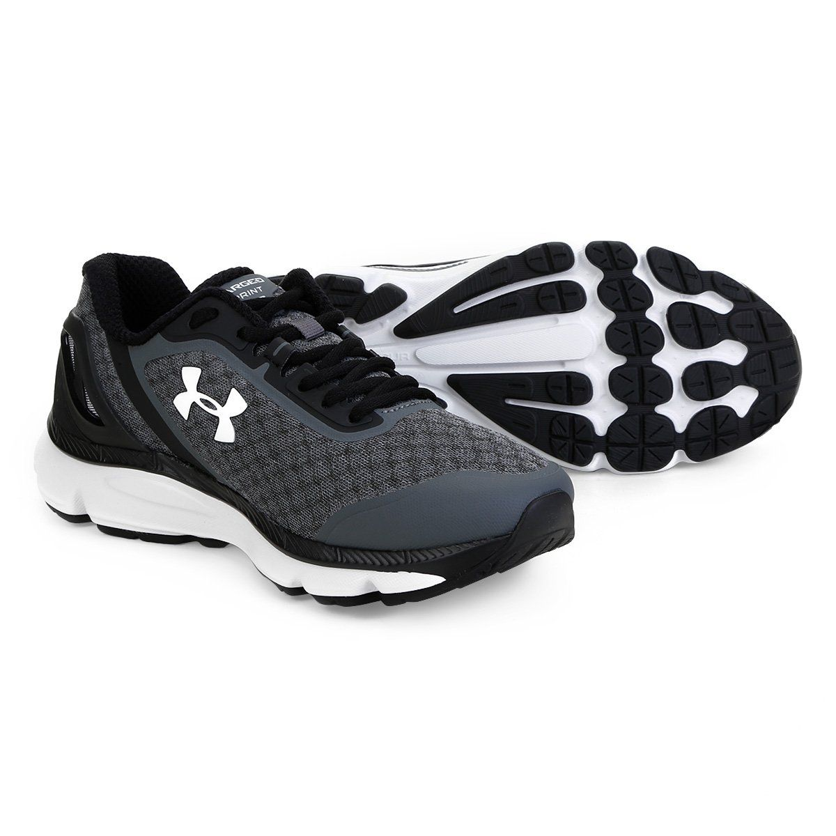 TÊNIS UNDER ARMOUR CHARGED SPRINT MASCULINO