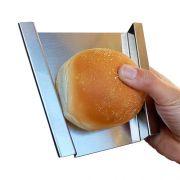 Régua para pão Smash Burger corte padronizado