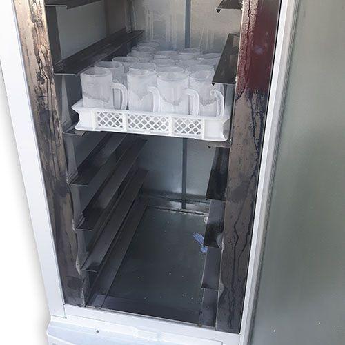 Freezer Vertical  Gela Caneca Adaptado 577L 220V Gelopar