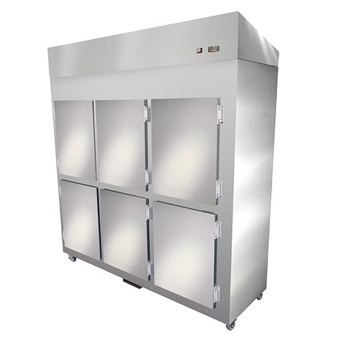 Geladeira Refrigerador Industrial 6 Portas