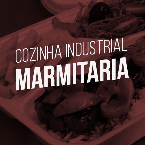 Monte sua cozinha industrial - Marmitaria