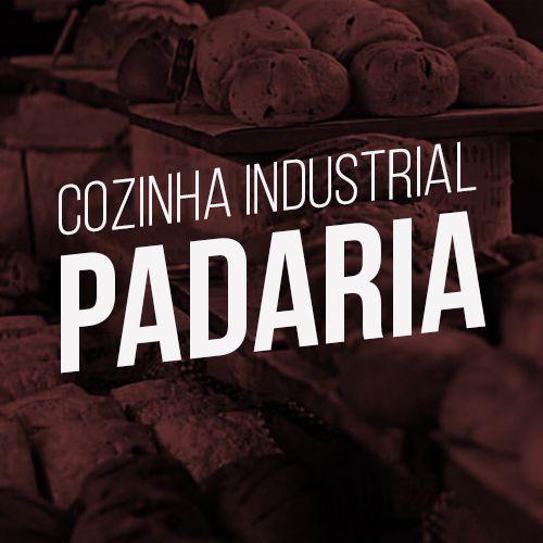 Monte sua cozinha industrial - Padaria